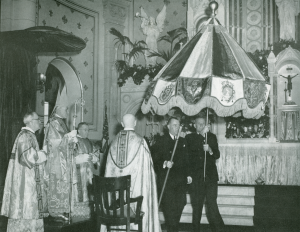 Hill History: Mission Church: 60 years as Boston's basilica